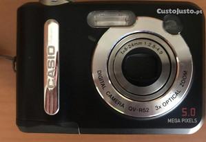 Máquina fotográfica casio qv-r52