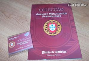 Colecção Grandes Monumentos Portugueses Medalhas