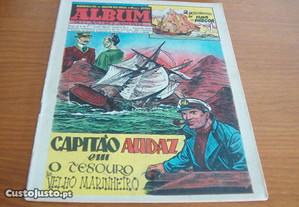 Album do Cavaleiro Andante nº15 Agosto de 1955