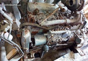 Motor VOLVO TD70B 6 cilindros