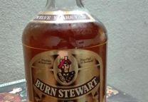 Whisky Burn Stewart
