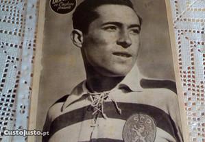 Separata Hugo Sarmento, Sporting
