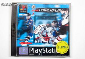 NHL Powerplay 98 Sony Playstation PS1 PSX sem jogo