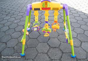 Tapete e Ginásio de Actividades para bébé