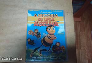 dvd original a história de uma abelha