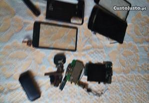 HTC Desire HD pra peças