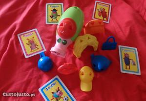 Porquinha PIGGYTA p/ Meninas + de 3 anos brincarem