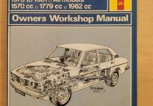 Alfa Romeo Alfetta - Manual Técnico Haynes