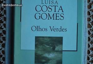 Olhos Verdes de Luísa Costa Gomes