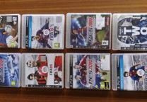 Jogos PlayStation 2 PS3 e PS4 Wii Xbox vend troc