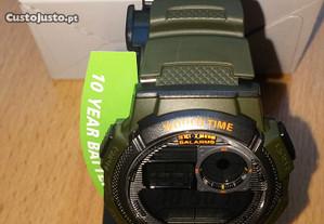 Relógio Casio, Worldtime