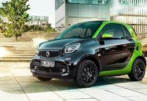 Smart fortwo Cabrio Electric drive para pecas