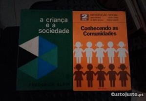 obras de Frederick Elkin e Anna Oliveira