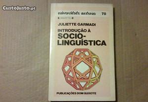 Introdução à Sociolinguística