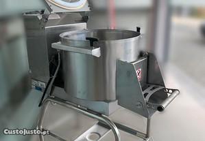 Descascadora de batatas 12 Kg profissional