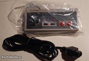 GamePad Comando Novo p/ Nintendo NES