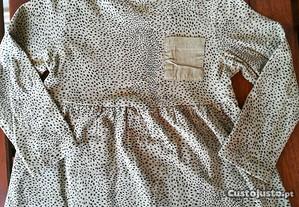 Vestido Zara impecável