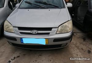 Hyundai Getz 2004 para peças