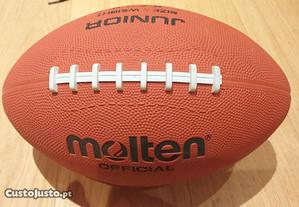 Bola Rugby oficial da Molten, original, nova