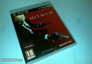 hitman absolution - jogo ps3 (jogo playstation 3)
