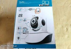 Câmeras IP como novas (só caixa aberta)