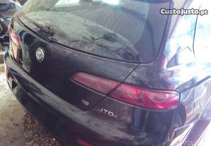 Porta traseira para Alfa Romeo 159 SW (carrinha)
