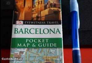 Guia de Viagem (bolso) - BARCELONA