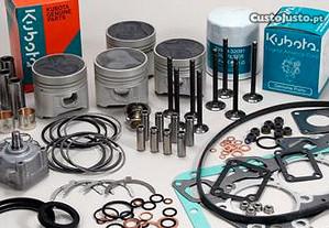 Kubota ,peças para motores