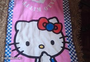 toalha XL - Hello Kity nova