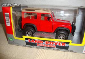Miniatura land rover defender