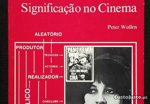 Signos e Significação no Cinema / Peter Wollen