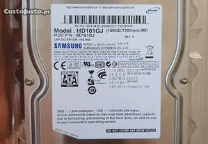 Disco Rigido 160GB para Torre Samsung