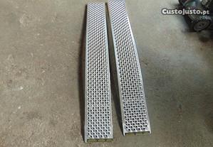 Rampas de Aluminio para Passagem de Tractores Cort