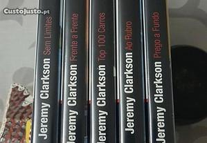 5 DVD Série Jeremy Clarkson