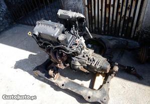 Peças Hyundai de um Atos Prime 2001