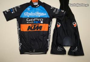 Equipamento Ciclismo KTM /Gopro