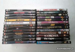 Filmes originais em DVD (Sem Legendas em PORTUGUÊS