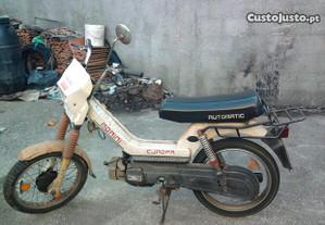 Motorizada Morini