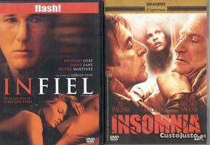 FILMES - 3 DVD originais com selo do IGAC