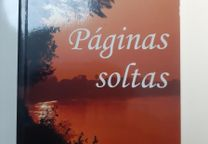 Livro Páginas Soltas de Padre Manuel Martins de