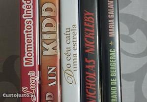 3 DVD Filmes clássicos históricos