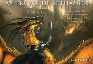 Mago As Trevas de Sethanon de Raymond E. Feist