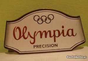 Display vintage relogio OLYMPIA