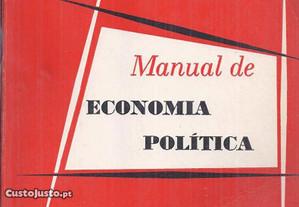 Manual de Economia Política 1 Introdução Geral