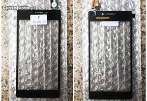 Vidro táctil / Touch para Sony Xperia M2
