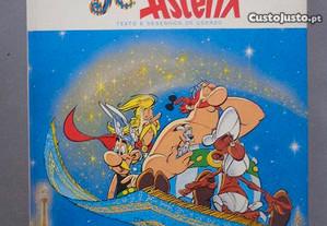 Livro Banda Desenhada - As 1001 horas de Astérix