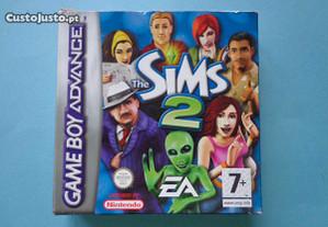 Jogo Game Boy Advance - The Sims 2