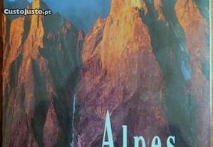Alpes, Mont-Blanc, Valais, Val D'Aoste