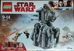 Lego Star Wars 75177 First Order Heavy Scout Walke