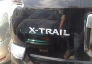 Peças Nissan Xtrail